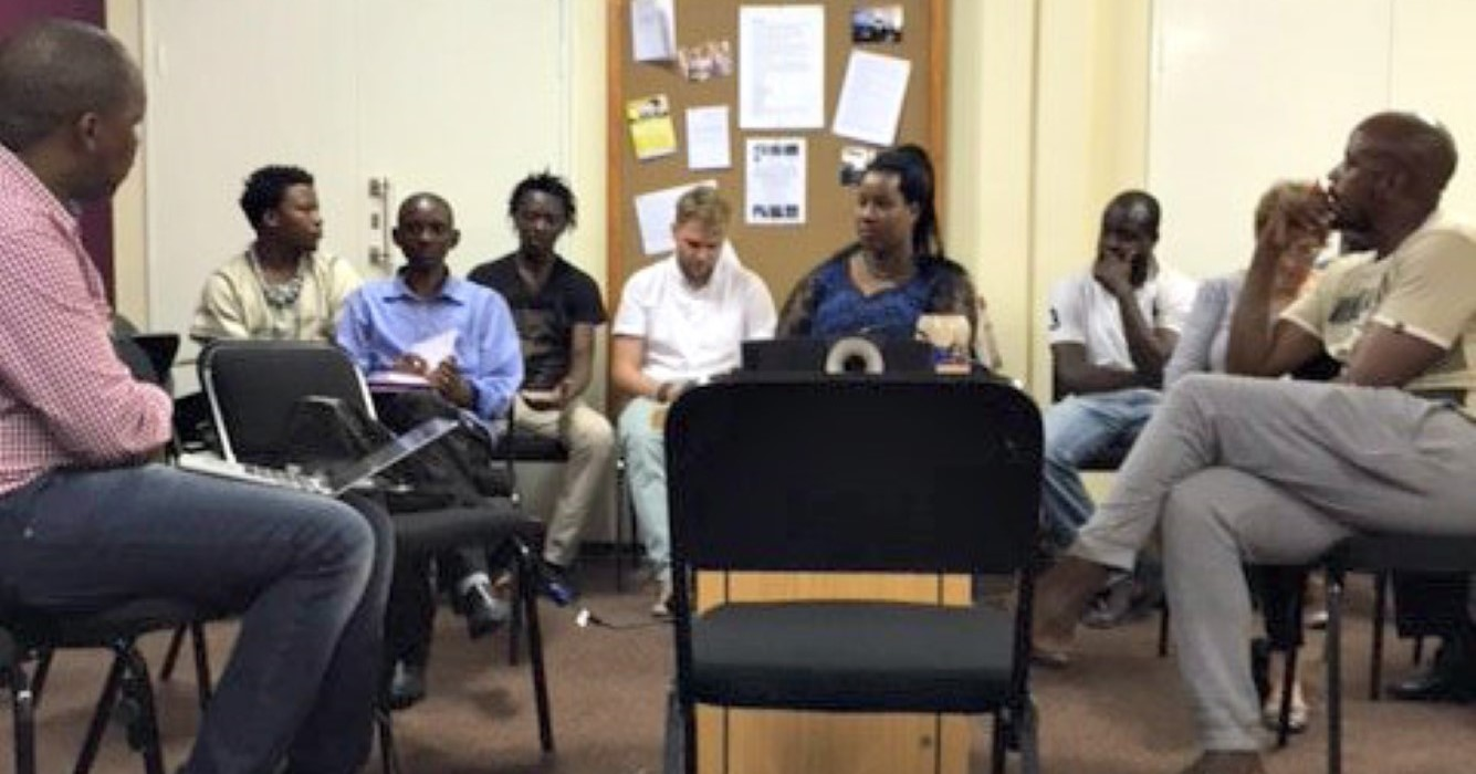 The Centre for Civil Society (CCS) at UKZN's School of Built Environment and Development Studies recently hosted Professor Siphamandla Zondi, Political Sciences Department Head and Institute for Strategic and Political Affairs acting Head at the University of Pretoria