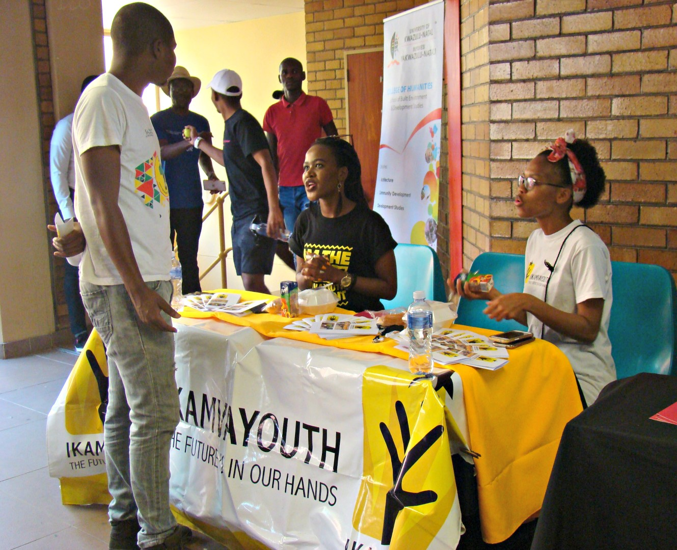 Careers expo for Built Environment & Development Studies students