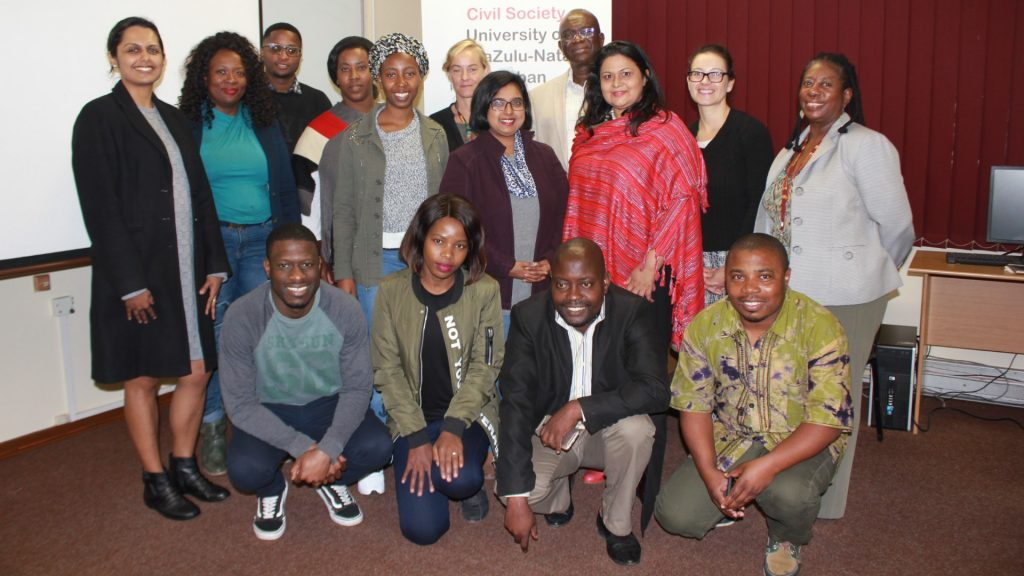 CCS Seminar tackles service delivery in SA